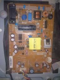 Placa de TV Philips 32 seminovos nenhum defeito