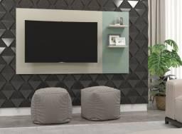 Título do anúncio: Painel Itália p/ Tv até 46' - Entrega grátis p/ Fortaleza