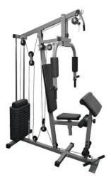 Título do anúncio: Estação de Musculação 80kg