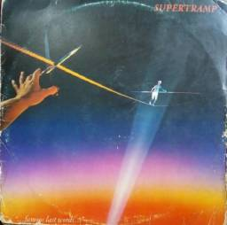 """Disco de Vinil/LP 12"""" - Supertramp- Famous Last World."""