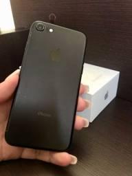 iPhone 7 256GB preto (NÃO TROCO)