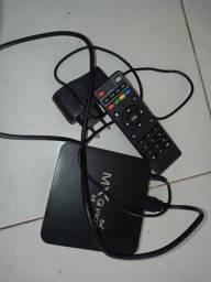 Tvbox MxQpro5g 4 k