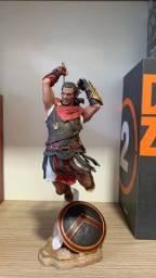Título do anúncio: Assassins creed odyssey Alexios estatua