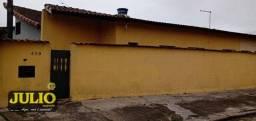 Título do anúncio: Casa com 1 dormitório para alugar, 57 m² por R$ 650,00/mês - Balneário Itaoca - Mongaguá/S