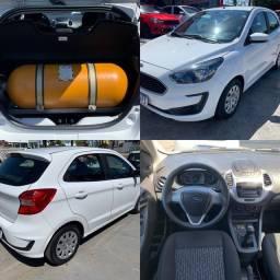 Título do anúncio: Ford Ka Se 2019 com KIT GÁS Completo Bem Conservado