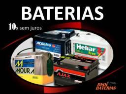 baterias para carro - disk baterias