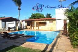 Título do anúncio: Casa de praia no Porto das Dunas com piscina , churrasqueira e 3 quartos!