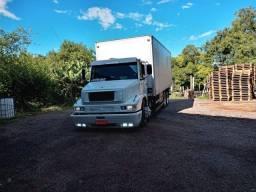 MB 1621 truck reduzido 6 marcha
