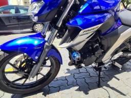 Yamaha Fazer 250/2021 entrada de 900 reais