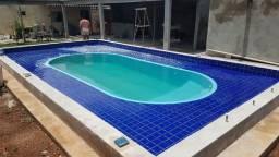 """Título do anúncio: """"Preço bom e qualidade so aqui na Acquatermas piscinas """""""