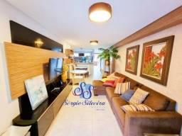 Título do anúncio: Apartamento para venda no Porto das dunas térreo mobiliado 3 suítes