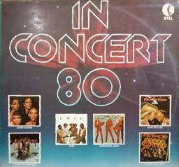 """Disco de Vinil/LP 12"""" - In Concert 80"""