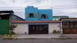 Título do anúncio: Sobrado com 4 dormitórios à venda, 239 m² por R$ 550.000,00 - Agenor de Campos - Mongaguá/