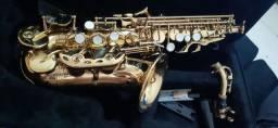 Sax soprano curvo quasar
