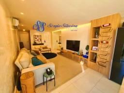 Título do anúncio: Apartamento para venda possui 103 metros quadrados com 3 quartos em Porto das Dunas - Aqui