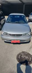 Corolla XLI 1.8 - 2002 - Prata