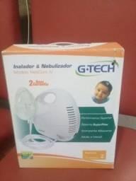 Inalador e nebulizador  g.tech
