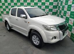 Título do anúncio: Toyota HILUX 2.7 CD SR 4X2 FLEX