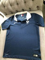 Camisa  da Federação Francesa de Futebol