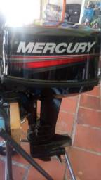 Título do anúncio: Motor Mercury 8hp ano 2018