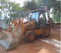RETRO ESCAVADEIRA 580M CASE 09/09 - 110.000$