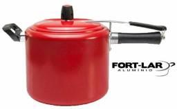 Panela de pressão Fort-Lar Alumínio 4,5L