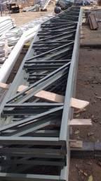 Serralheiro em estrutura metálica -soldador- manutenções