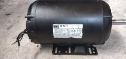"""Motor Weg trifásico 220V  2cv baixa rotação"""""""