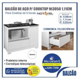 Título do anúncio: Balcão Cooktop NT3050 p/ Cooktop de 5 bocas