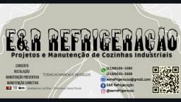 Projetos de engenharia e manutenção em equipamentos linha industrial (Cozinhas) RJ