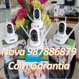 Camera robo de segurança