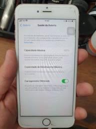 Título do anúncio: Iphone 6s plus rosegold