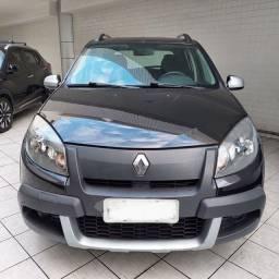Renault sandero stpway  1.6 ano 2012 16v flex 4p parcela 48x510 (2120241996)