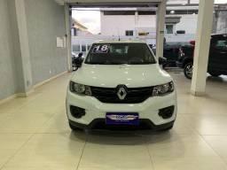 Título do anúncio: Renault Kwid Zen 1.0 Manual 2018!!!!