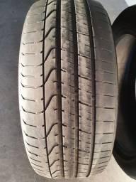 2 pneus 245/45 R19 RUN FLAT PIRELLI PZERO