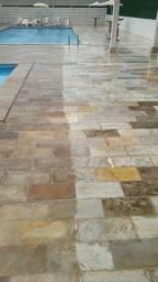 Polimento, Restauração, Impermeabilização, remoção de pinxação, tratamos piso em geral.