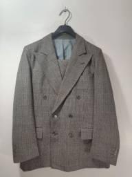 Terno importado da marca Yves Saint Laurent Vintage,Tamanho M