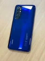 Mi Note 10 Lite 64GB Nebula Purple R$ 1.789,00