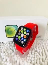 Relógio Smartwatch Iwo 13 Pro AK76 iOS e Android Até 6x Sem Juros no Cartão