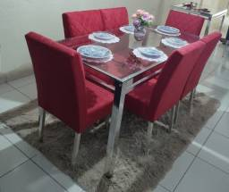 Salas de jantar com garantia