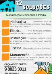 Manutenção Residencial e Predial