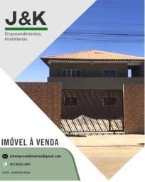 Apartamento de 2 quartos em Águas lindas de Goiás -GO