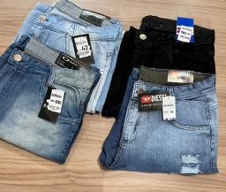 Bermuda jeans multimarcas