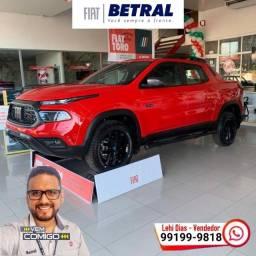 Nova Fiat Toro a partir de R$97.990