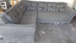 Sofa grande em l