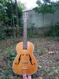 Violão antigo Tranquilo Giannini número 15