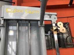 Título do anúncio: Crossmith Cross Over Com Barra Guiada Cyber Gym