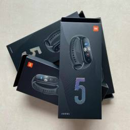 Título do anúncio: Pulseira Inteligente Digital Xiaomi Mi Band 5 | QUEIMA DE ESTOQUE