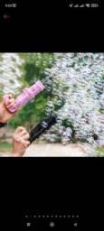 Título do anúncio: Pistola de bolhas de espuma