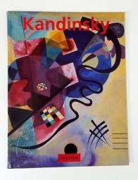 Título do anúncio: Livro Kandinski - Benedikt Taschen
